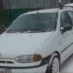Fiat Palio Weekend весь авто по запчастям