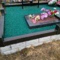 Благоустройство могил / надмог-х сооружений.Большой опыт