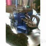 скорняжная настольная машина для пошива меха и изделий из меха