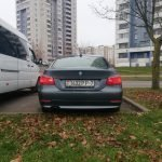 Продам BMW 530, 2008 г.в., 225 000 км