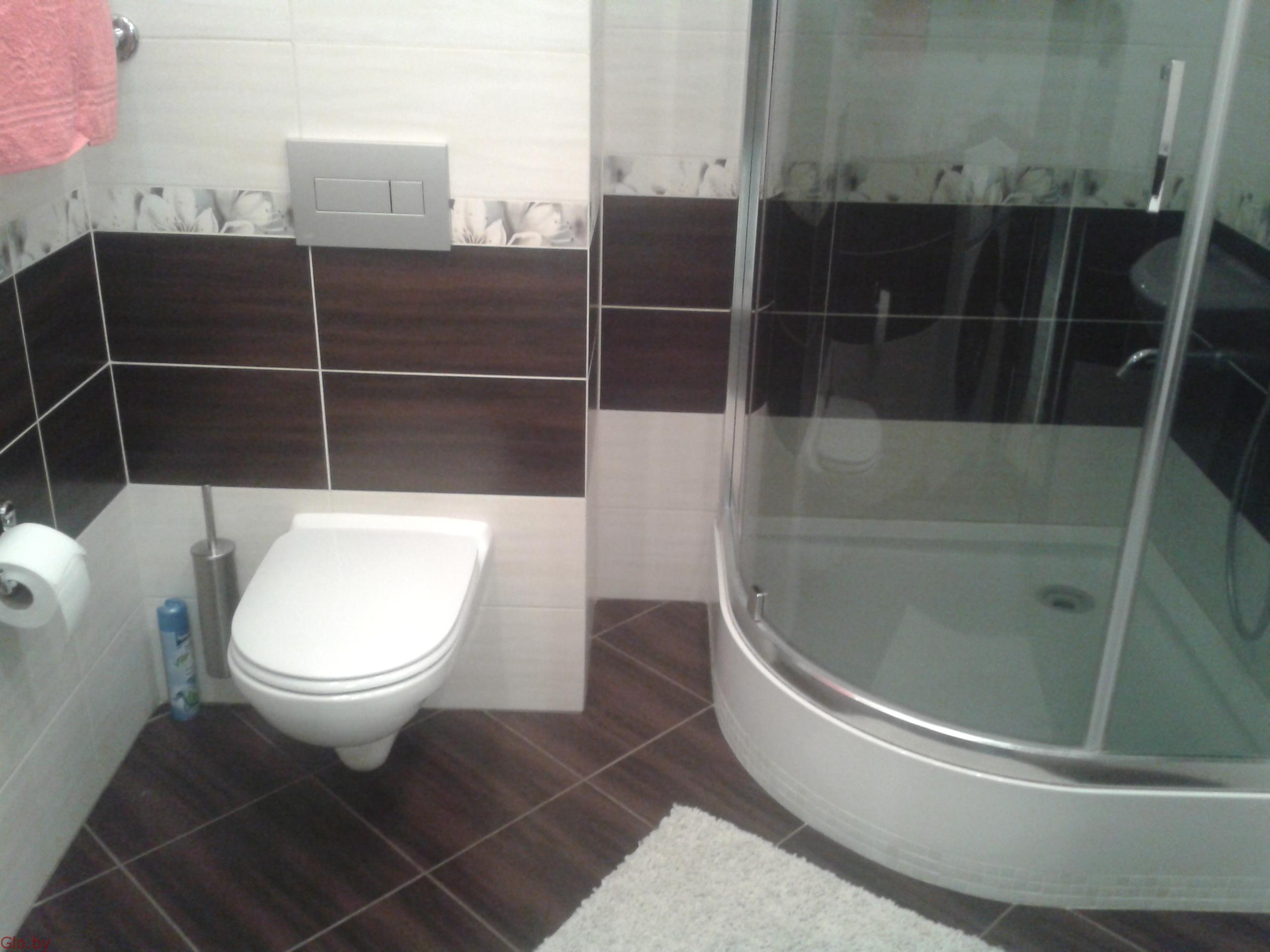 Облицовка плиткой любой сложности ванная и туалет под ключ. Опыт работы 20 лет !!!