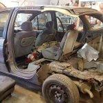 Кузовной ремонт после ДТП Быстро