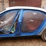 Полный облив и замена цвета авто от 1200 бел. в Минске