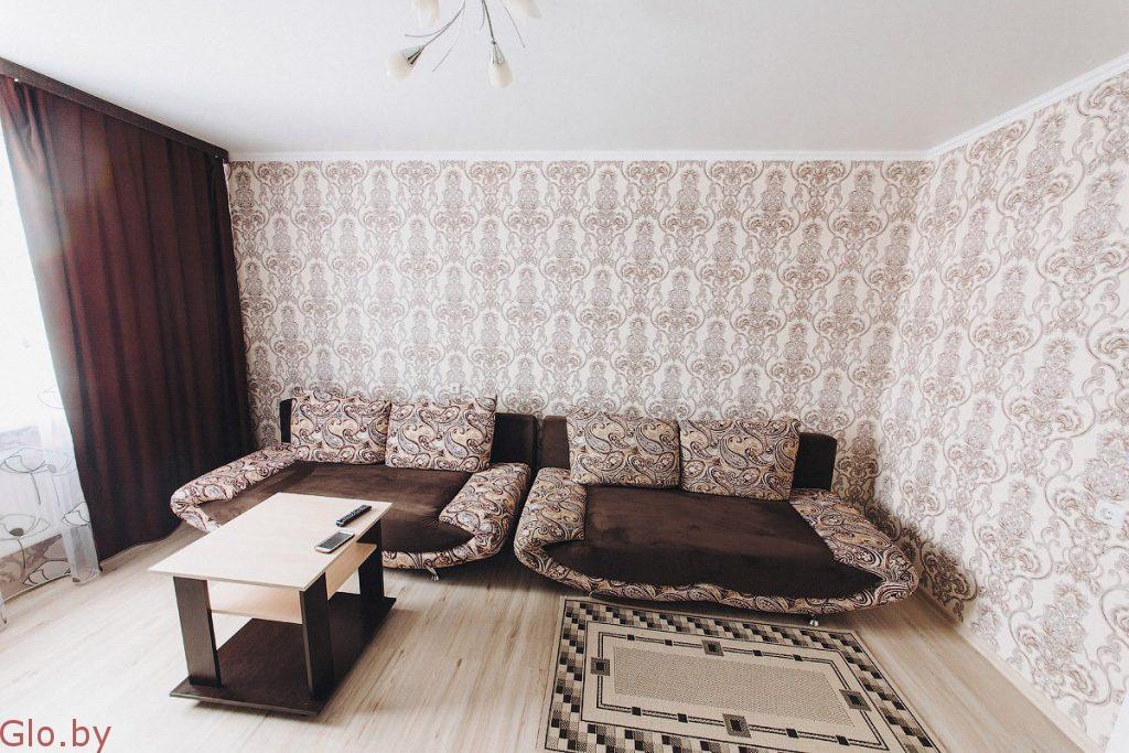 Двухкомнатная евро квартира в 1-м районе г.Мозыря