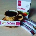 Для регенерации печени напиток ФанДетокс