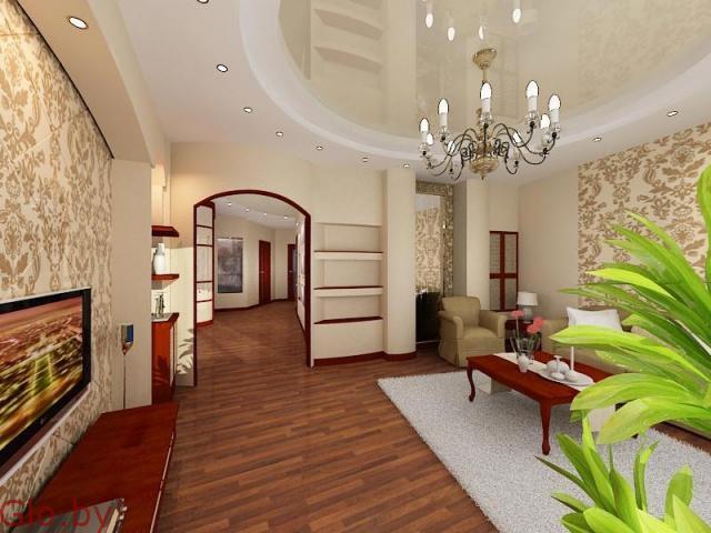 Ремонт квартир под ключ (косметический, капитальный, дизайнерский)