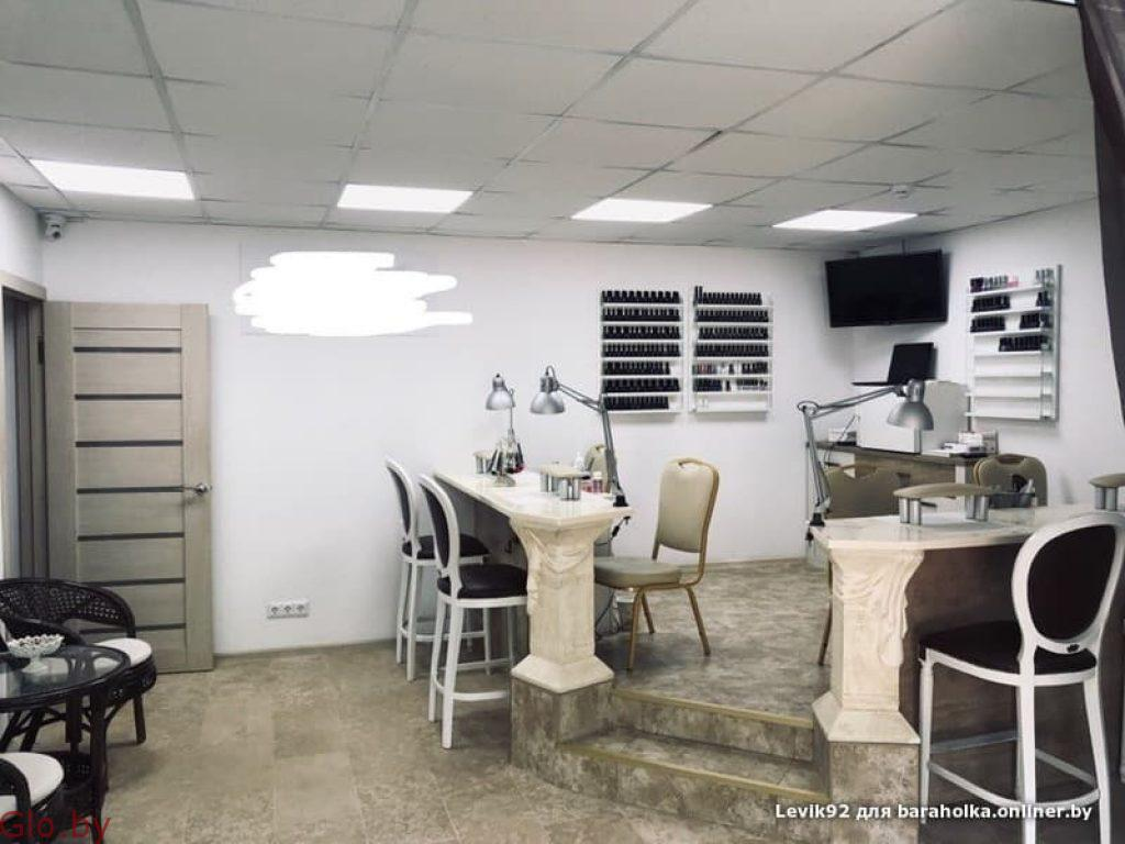 Продается студия маникюра премиум класса в центре Минска