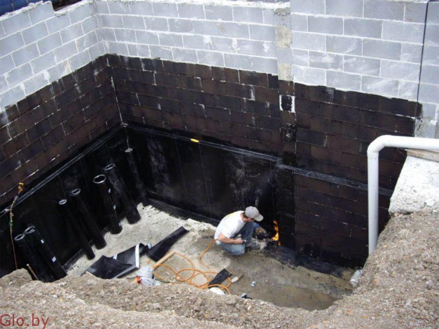 Монолитные, фундаментные и бетонные работы в Лунинце
