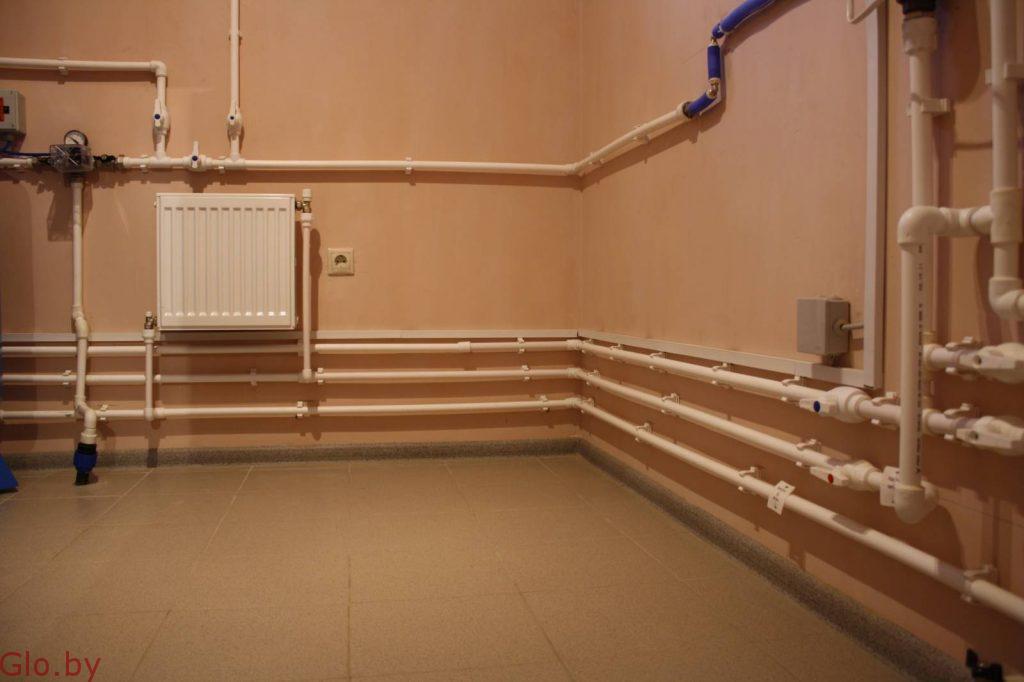 Монтаж системы отопления в квартире или доме в Славгороде