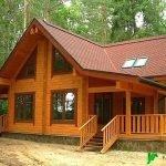 Каркасные Дома и Бани красиво качественно недорого