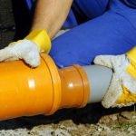 Монтаж систем канализации в Орше