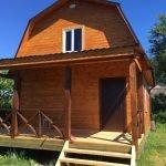 Строительство каркасных домов, бань, гаражей в Кричеве