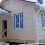 Каркасный Дом под ключ 9х7 м проект Тайга