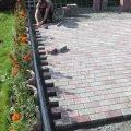 Тротуарная Плитка Укладка от 100 м2 Жодино Минск