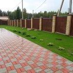 Укладка тротуарной плитки недорого любань и район