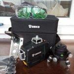 Лазерный 3Д уровень / нивелир Deko DKLL12PB1