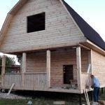 Строим: деревянные Дома, срубы, бани из бруса. Столин