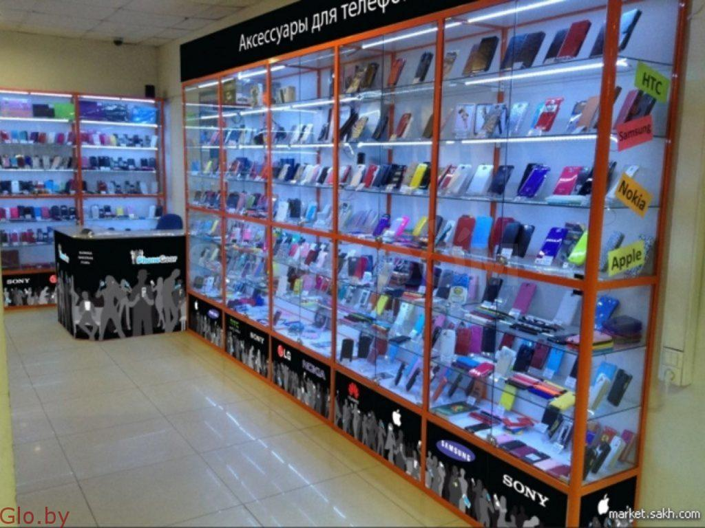 Бизнес по продаже мобильных аксессуаров (интернет-магазин + торговые точки)