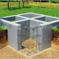 Монолитные работы, фундаменты под ключ в Заславле