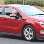Электромобиль Chevrolet volt 2013