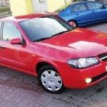 Nissan Almera II (N16) (рестайлинг), 2005