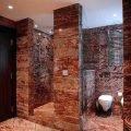 Облицовка стен мозаикой, декоративным камнем. Орша