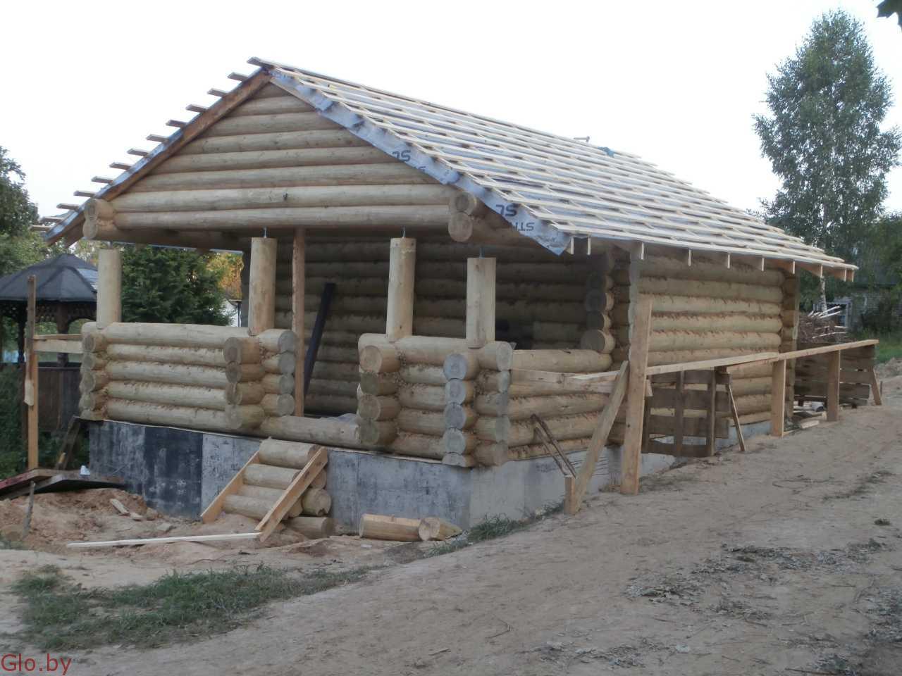 Хотите построить дом или баню?