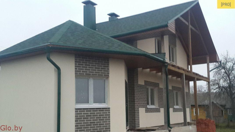 Утепление фасадов частных домов