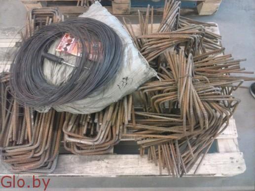 Заготовка и гибка арматуры для бетонных работ