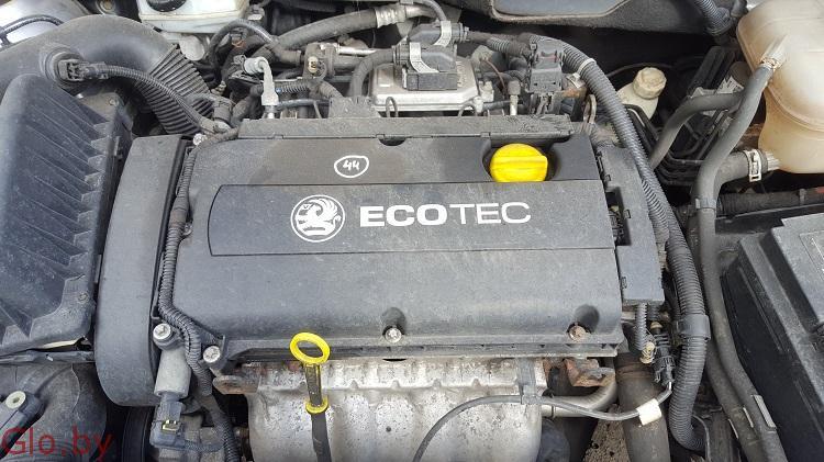 Двигатель для Опель Астра H, 2005 год