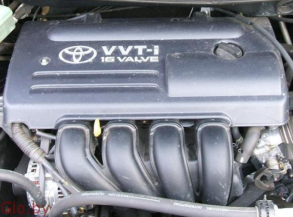 Двигатель для Тойота Королла, 2004 год