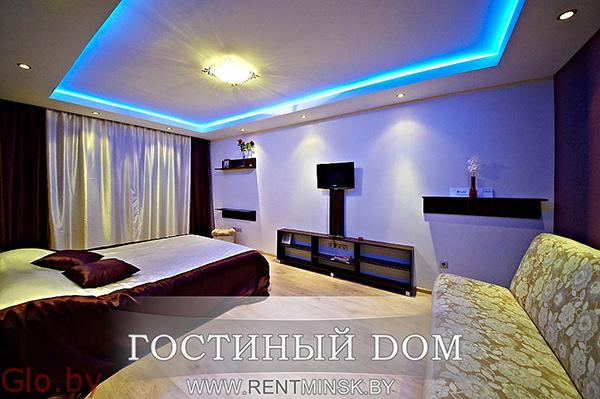 1-комнатные элитные апартаменты на сутки класса «Люкс»