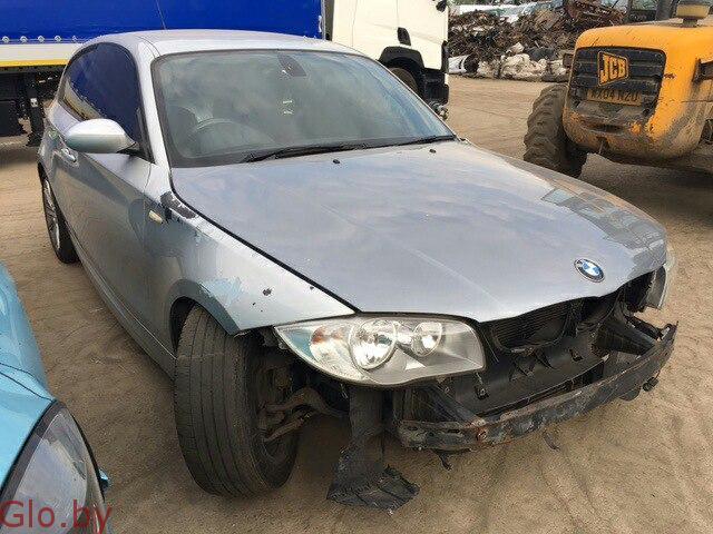 1.BMW E81. 2007г.в. 2.0d. Двигатель N47D20A