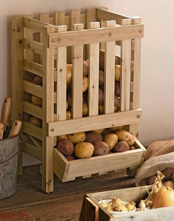 Ящик для овощей Европейской сборки