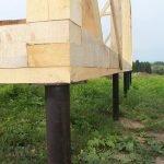 Свайный Фундамент. Дом/Баня под ключ в Мостах и р-не