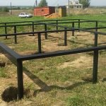 Свайно-винтовой Фундамент под ключ в Шумилино
