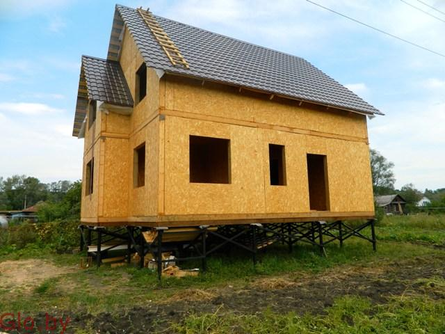 Свайный Фундамент*Дом*Баня. Барановичи