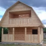 Построим Сруб Дома брус 6х6 Татьяна в Руденске