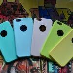 Чехол силиконовый для Iphone 6/6+