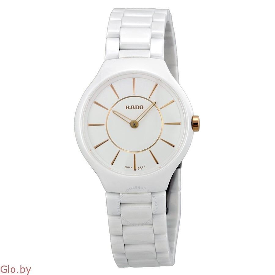 Часы Rado True Thinline 30 Ceramic Lady