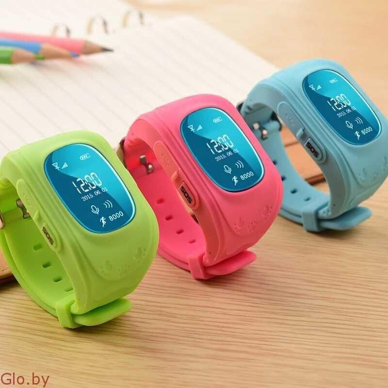 Часы Smart Watch q50/q80 детские.