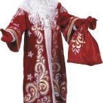 Экспресс-поздравление Деда Мороза