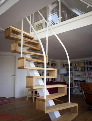 Надежные лестницы от производителя. Гарантия качества.