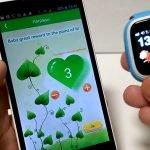 Детские Smart часы Q80 новые