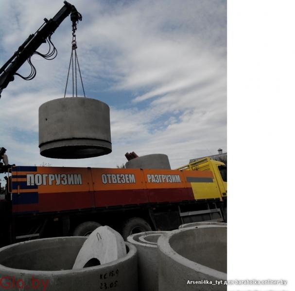 Аренда гидроманипулятора в Минске.