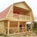 Дом из бруса сруб «Матвей» 6х6 продажа по Акции до 20 мая !