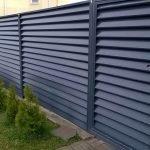 Забор-жалюзи от производителя - Тренд 2018 года