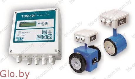 Теплосчетчик электромагнитный ТЭМ-104 Ду100