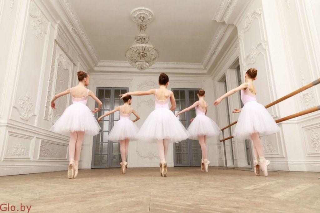 Частная школа балета в центре