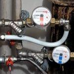 Установка счетчиков воды под ключ профессионалами. Орша
